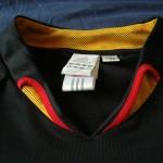 2003-2005 Away, neck/collar