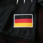 2003-2005 Awa, sleeve flag