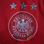 2005 Away, crest detail