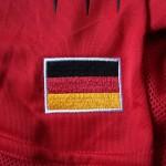 2005 Away, sleeve flag