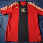 2007-2009 Away, front