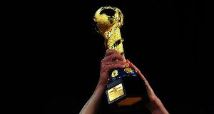 The FIFA Confederations Cup Trophy