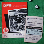 Programme Cover and Ticket