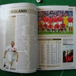 England Squad Feature