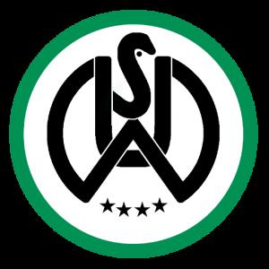 The new, stylised Schwarz und Weiss logo