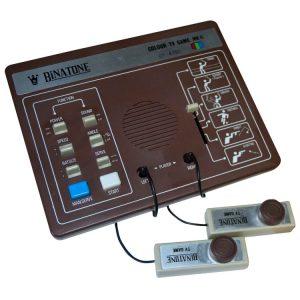 The Binatone Console